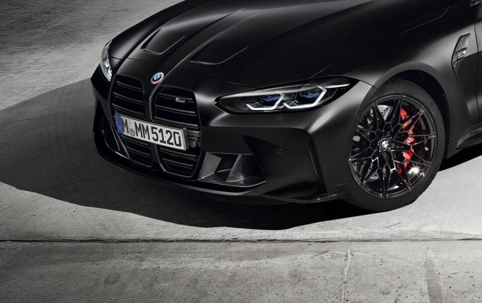 Brengt BMW de M3 Sport Evo terug?