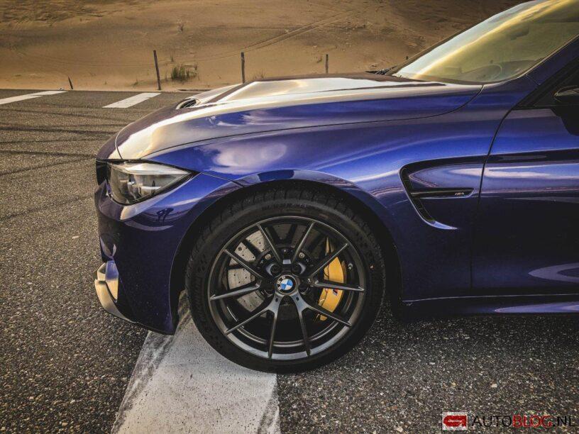 Er wordt nu al gesproken over een BMW M3 CS